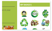 Green Street Badges